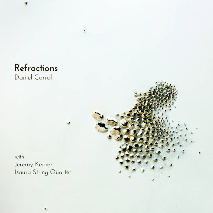 Daniel Corral: Refractions - violin