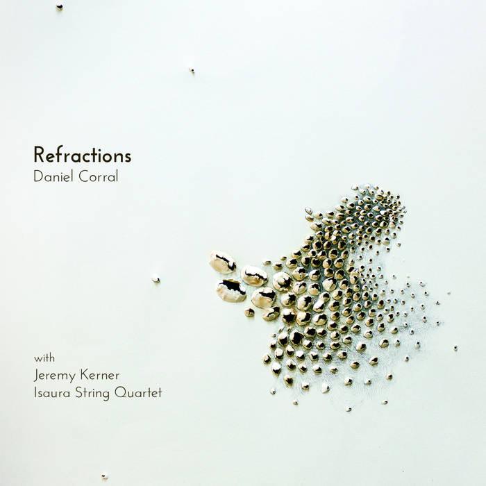 Daniel Corral: Refractions - violin