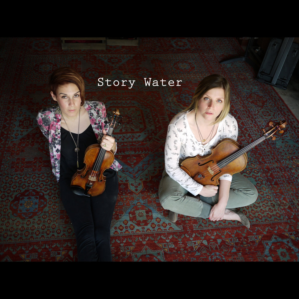Story Water - violin/viola duo