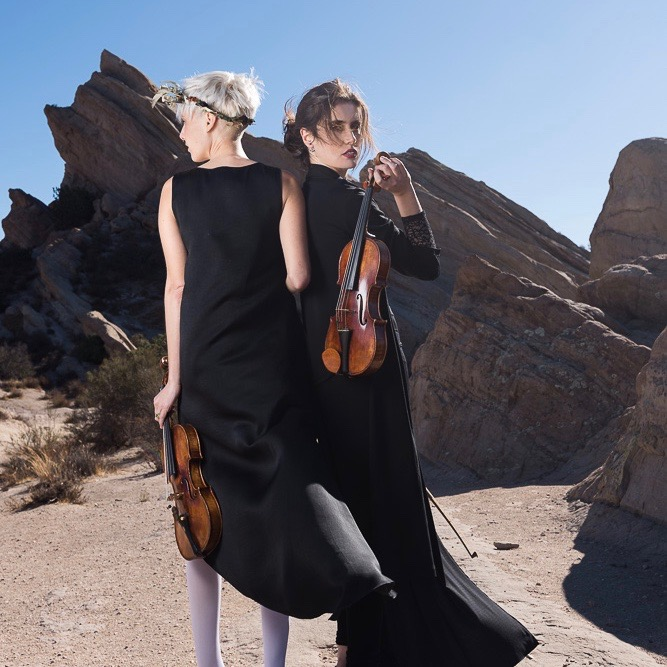 falcone | cubarsi - violin duo