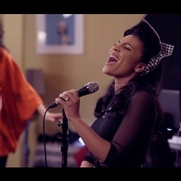 SHE live - Crystal Starr ft. Andra Day, Judith Hill, Kyra Dacosta