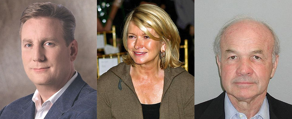 David Edmundson, Martha Stewart and Key Lay