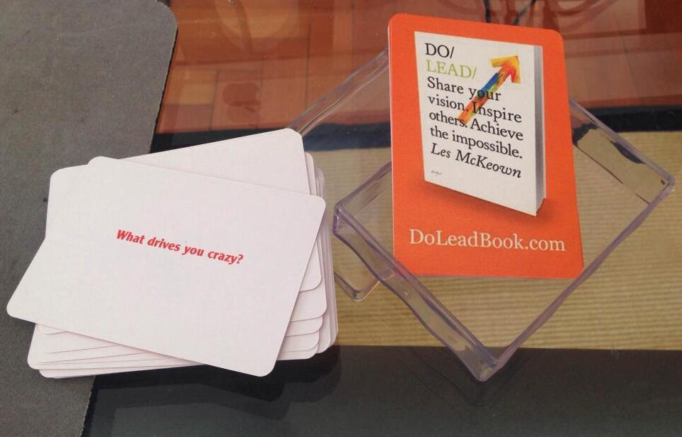 leadership cards do lead
