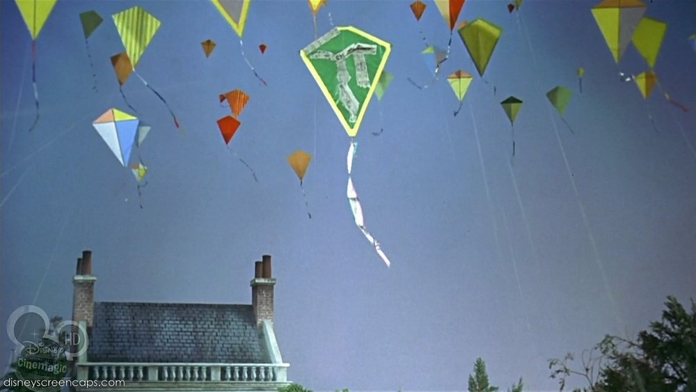 """Let's go fly a kite, up to the highest height!"""