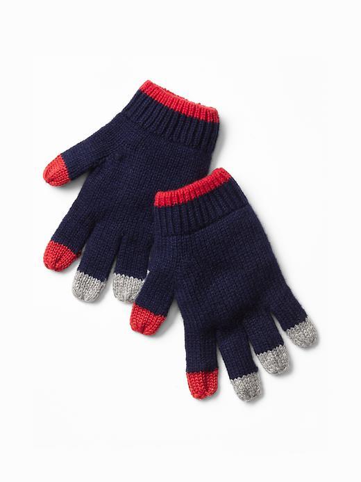 JACK SPADE ♥ GapKids tech gloves