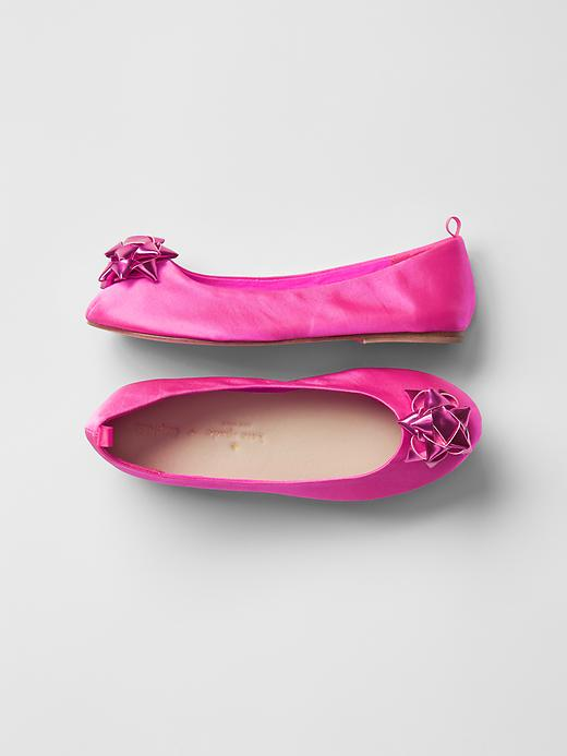 Kate Spade New York ♥ GapKids gift bow ballet flats