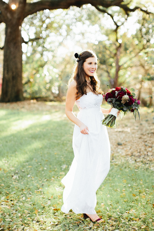 The Lovely Wedding Of Blake Julia Bridal Party 0095