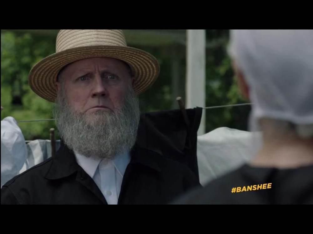 Kai's Dad, Unshaven