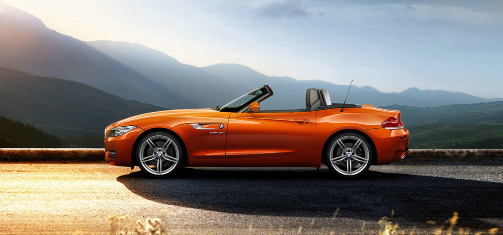 Z4 is an expensive Miata? From $49,700.