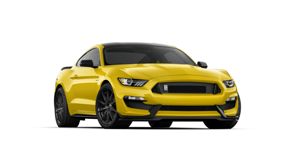 I like it in this yellow with black roof and mirrors. 526 horsepower. From $61,000.