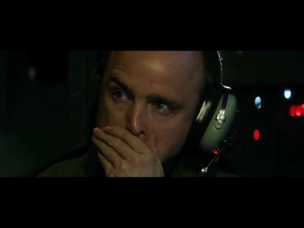 Jesse Pinkman, teary-eyed drone operator