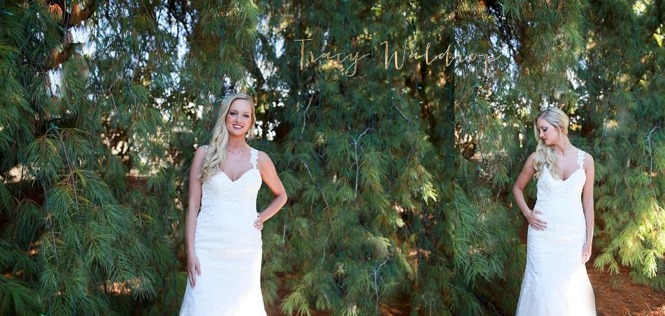 NC Arboretum Bridal Shoot