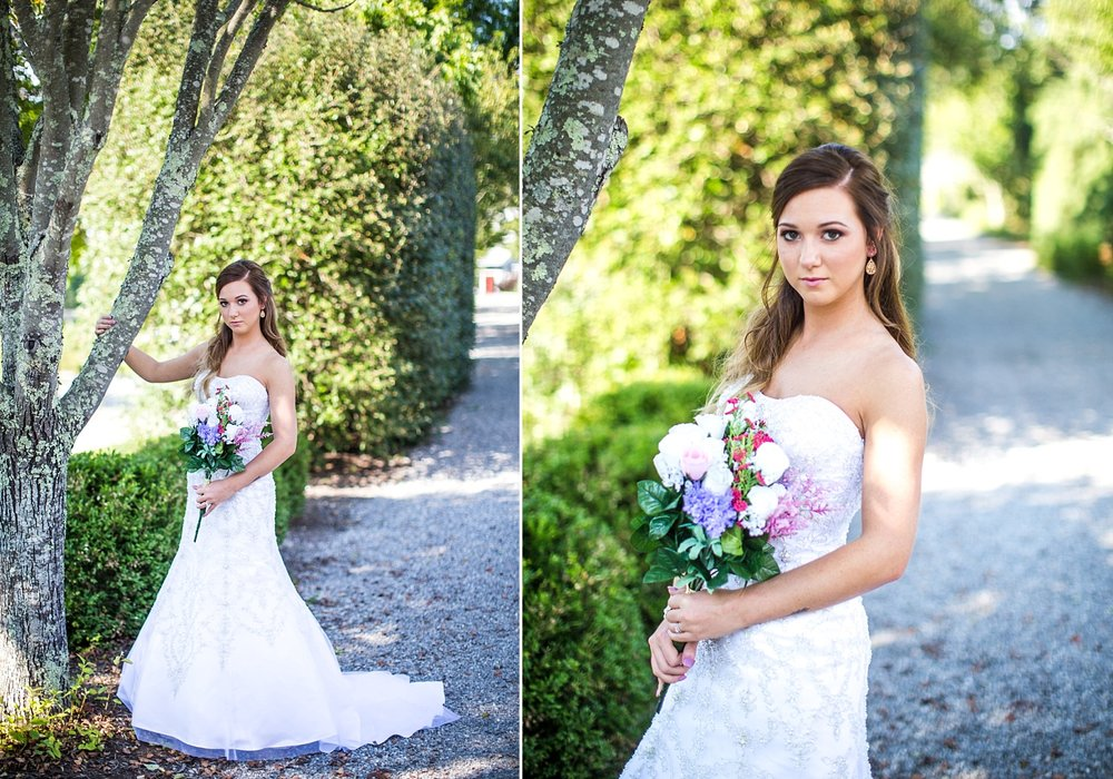 asheville bridal photographer