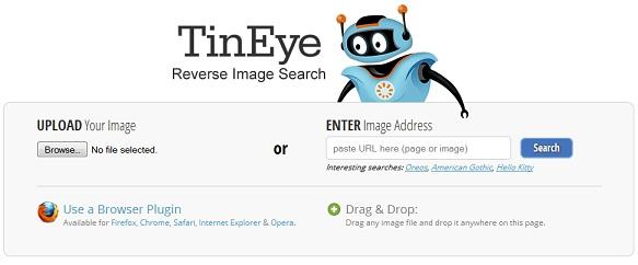 TinEye - Reverse Image Search