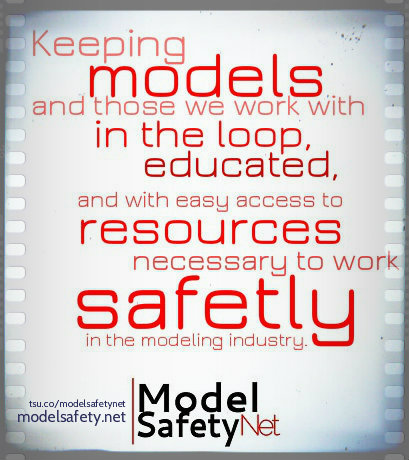ModelSafetyNet is now on  Tsu.co !   Join us to keep in touch and see model tips/tricks/news.