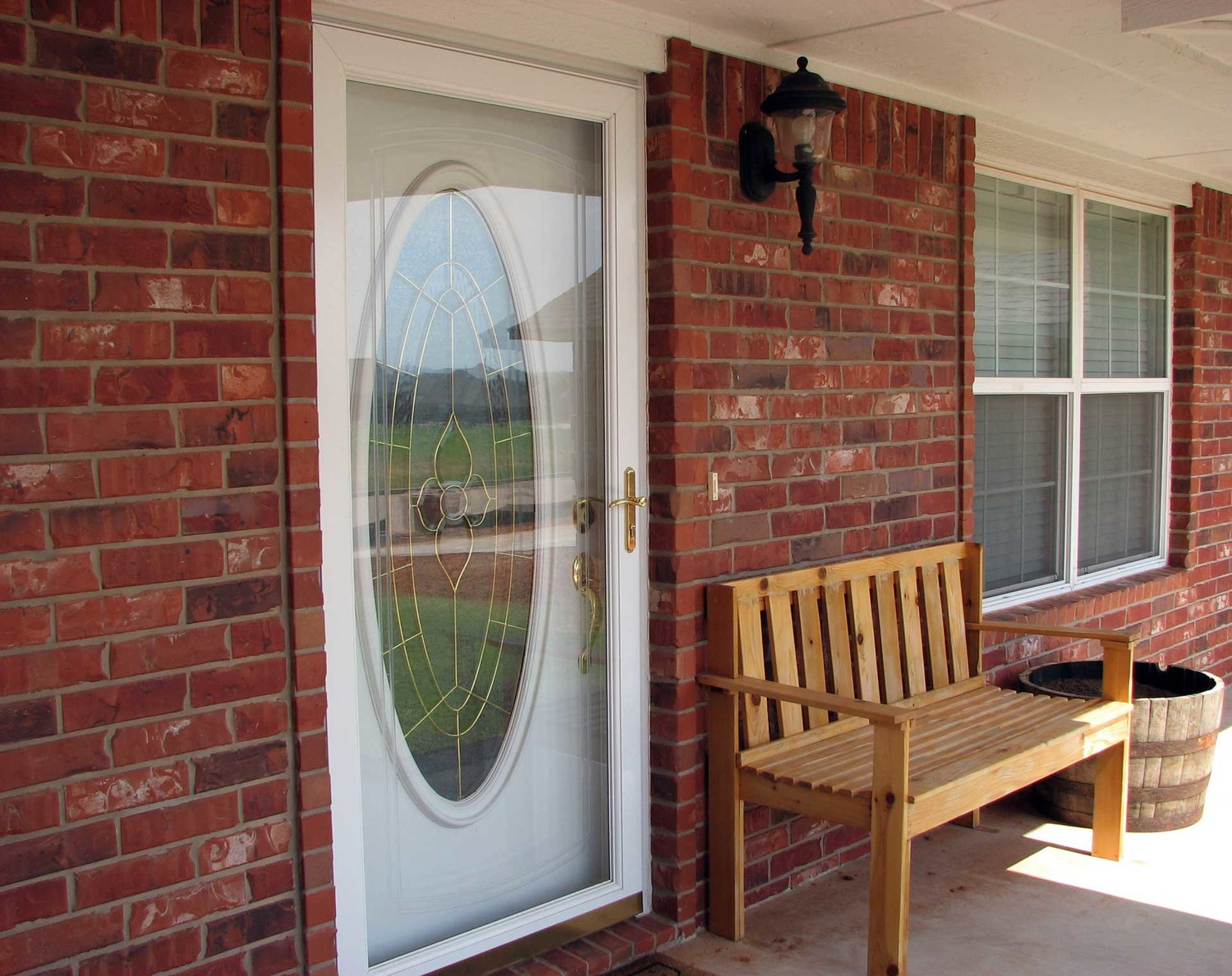 Upgrade Your Home With A Storm Door Last Call Exteriors