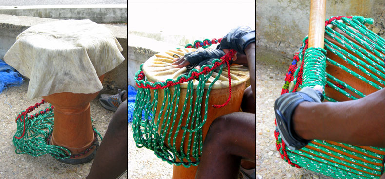 Djembe building & repair