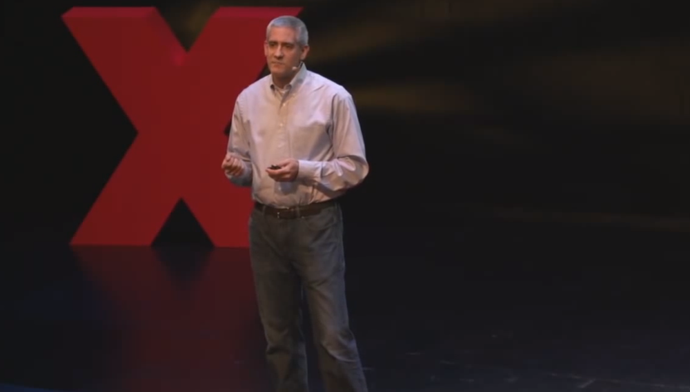 Giving a TEDx Talk about Children in Nature
