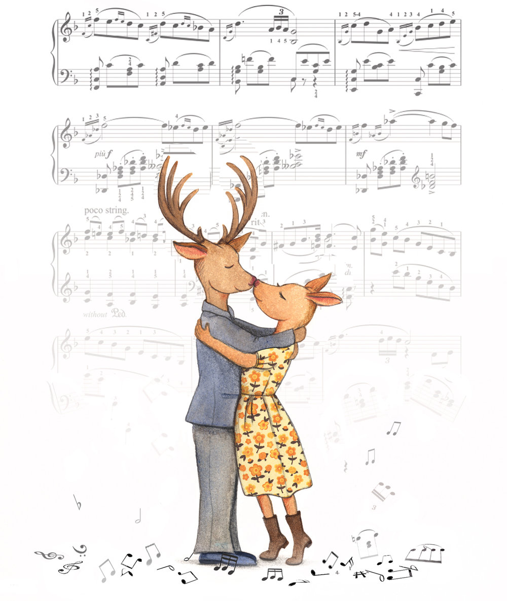 A Deer Romance print.jpg