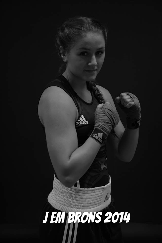Den 29:00 minut i youtube video är 57 kg matchen  Amy Broadhurst, IRL - Klara-Fina Holm Westerlind, SWE 3-0