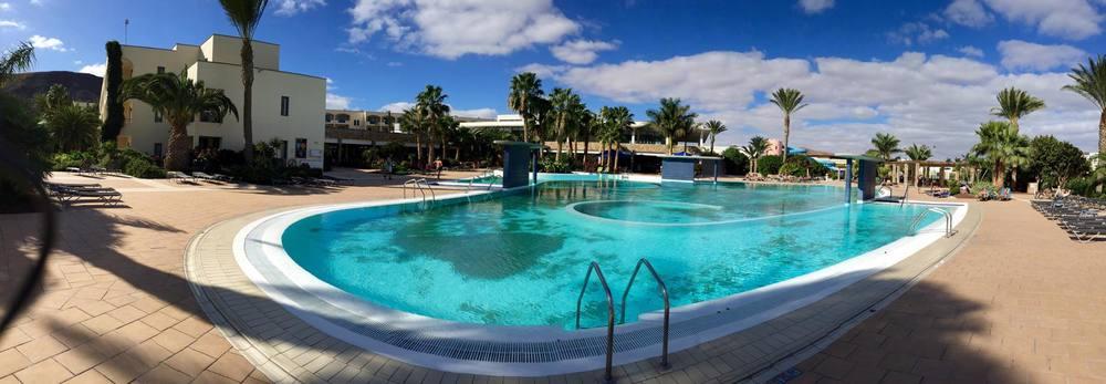 Fuerteventura/Playitas, där har vi ofta våra träningsläger.