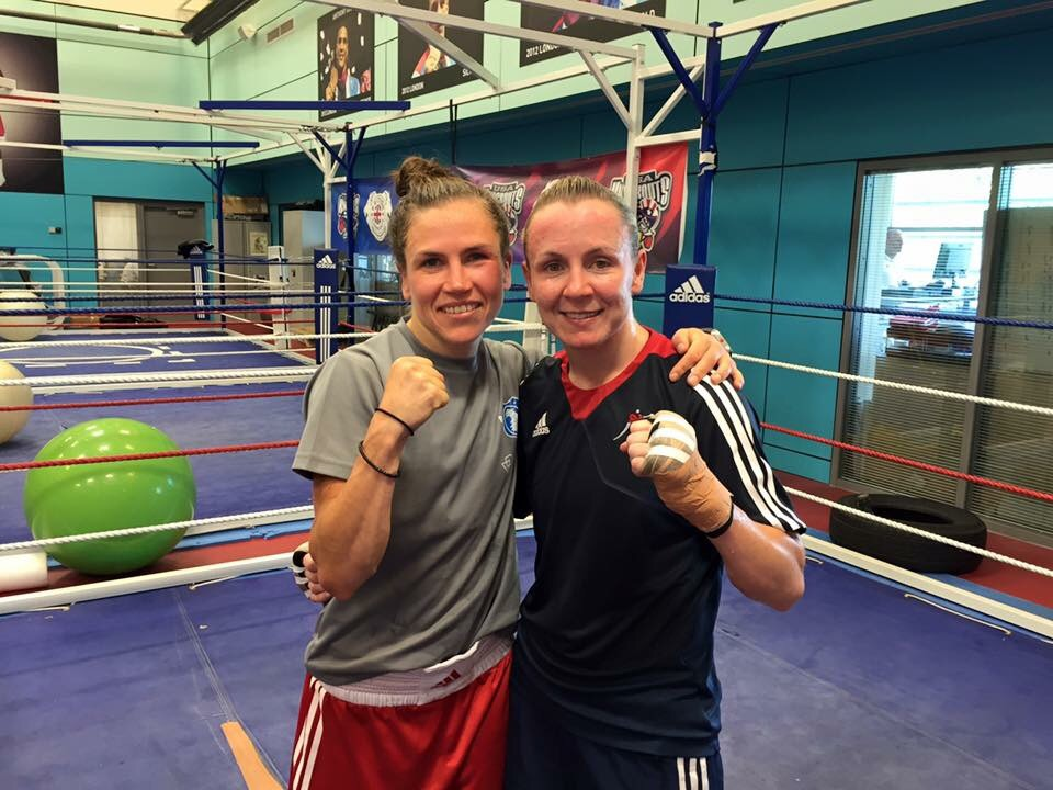 Uppdragsparring med VM 2 Lisa Whiteside