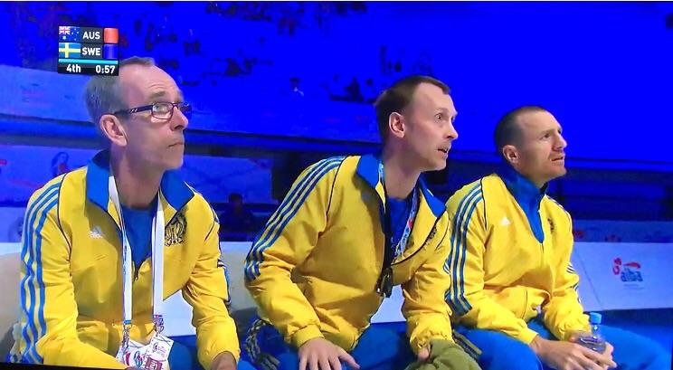 Våran landslag Coachar ; Uffe, Klas och Dan stabila som klippa och rutinerade . Tack för bra coachning !