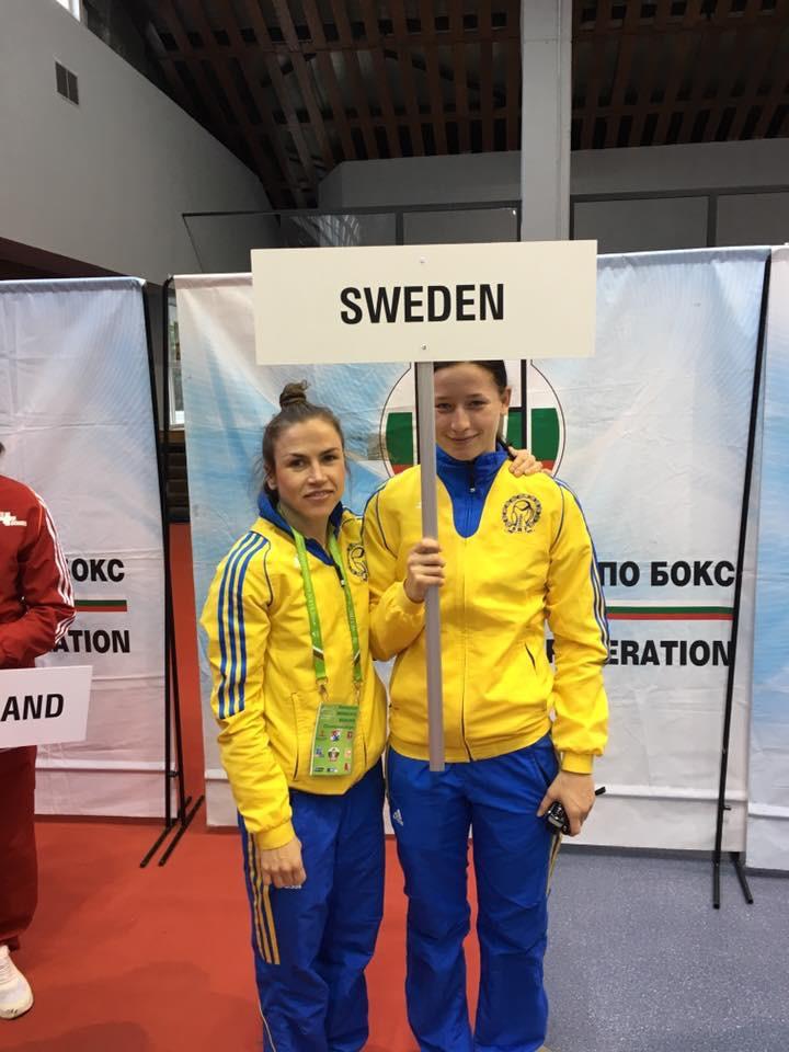 Lise och Lina ;)
