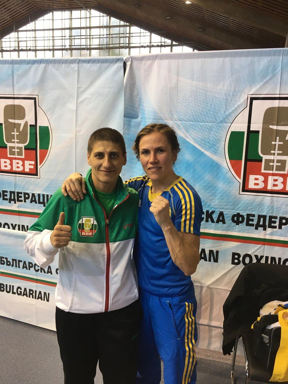 Bulgarien   Sevda Asenova   tog hem vinsten den här gången.