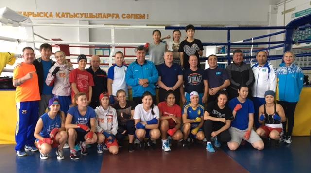 Kazak OS läger