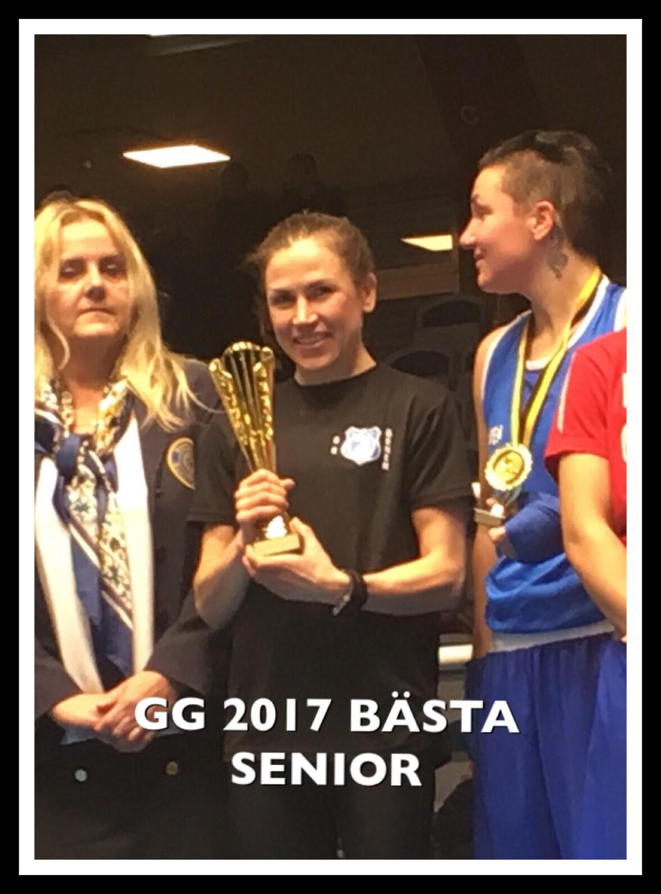 260 tjejer tävlade årets GG Turnament , det gör GG världens största dam amatör turnering.