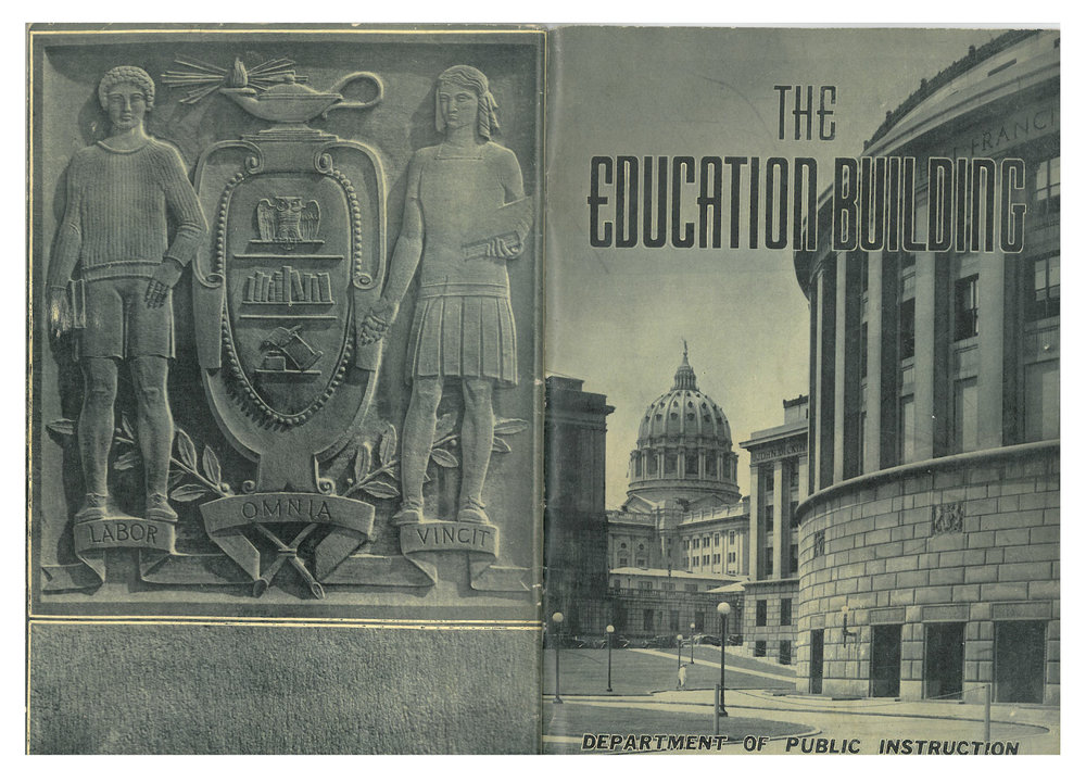 04 Cover of 1939 Booklet_Forum Auditorium Exterior.jpg