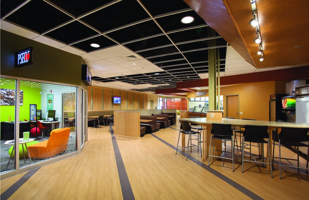 HACC New Student Commons