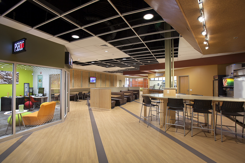 HACC Student Commons
