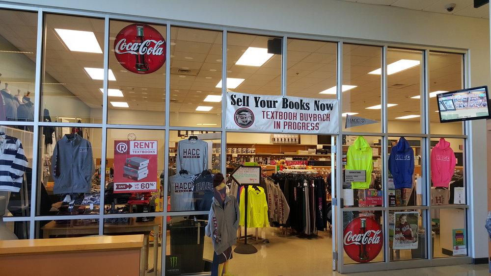 HACC Bookstore