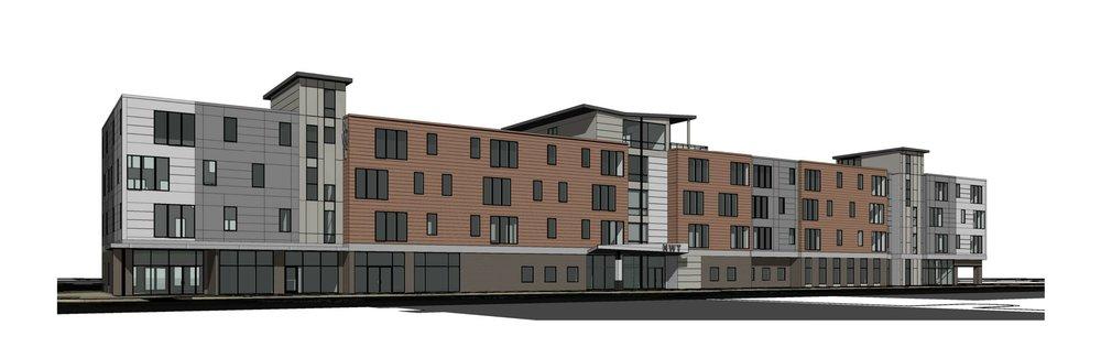 Building 1 - Beaver Street