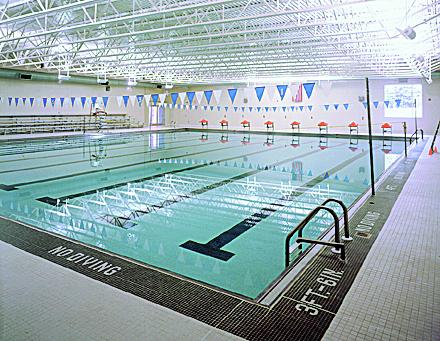 YMCA Shrewsbury Pool