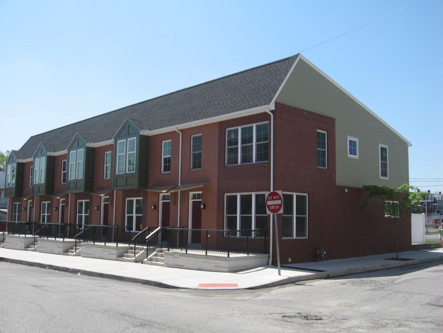 Salem Square West Street Housing