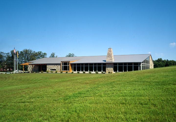 Boonsboro Library Exterior