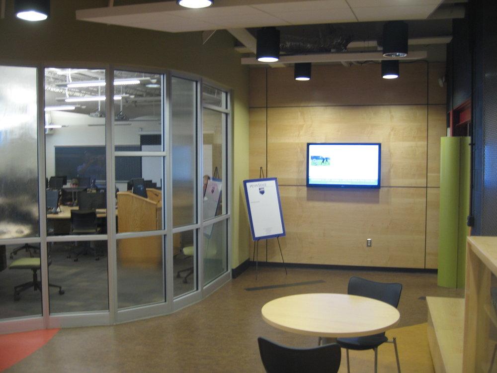 Swenson Engineering Center interior