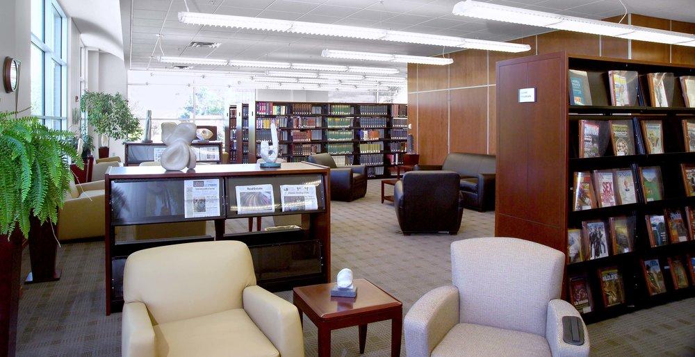Glatfelter Library