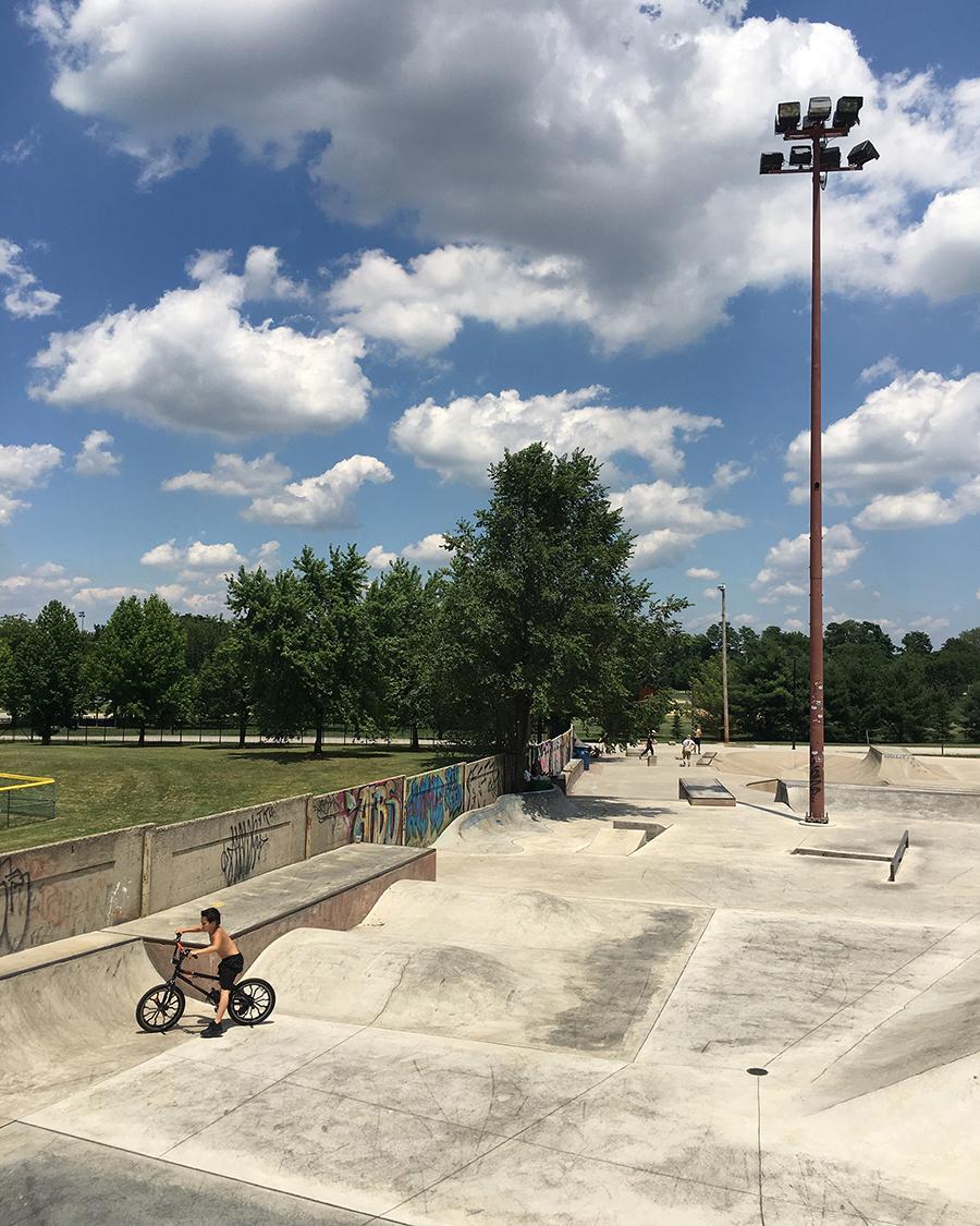 Reid Menzer Skatepark