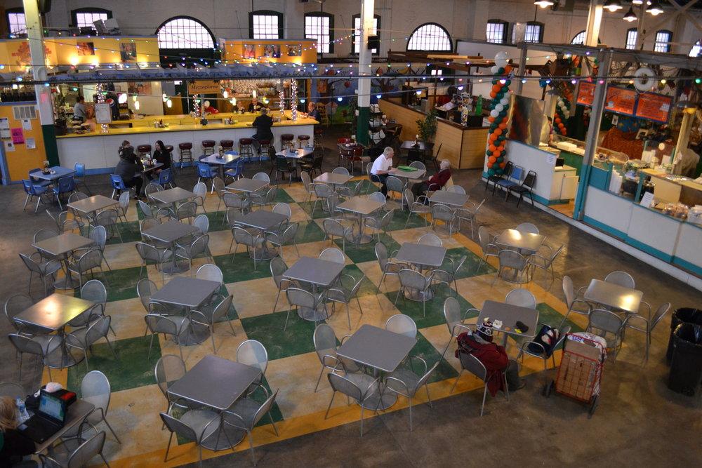 York Central Market Interior