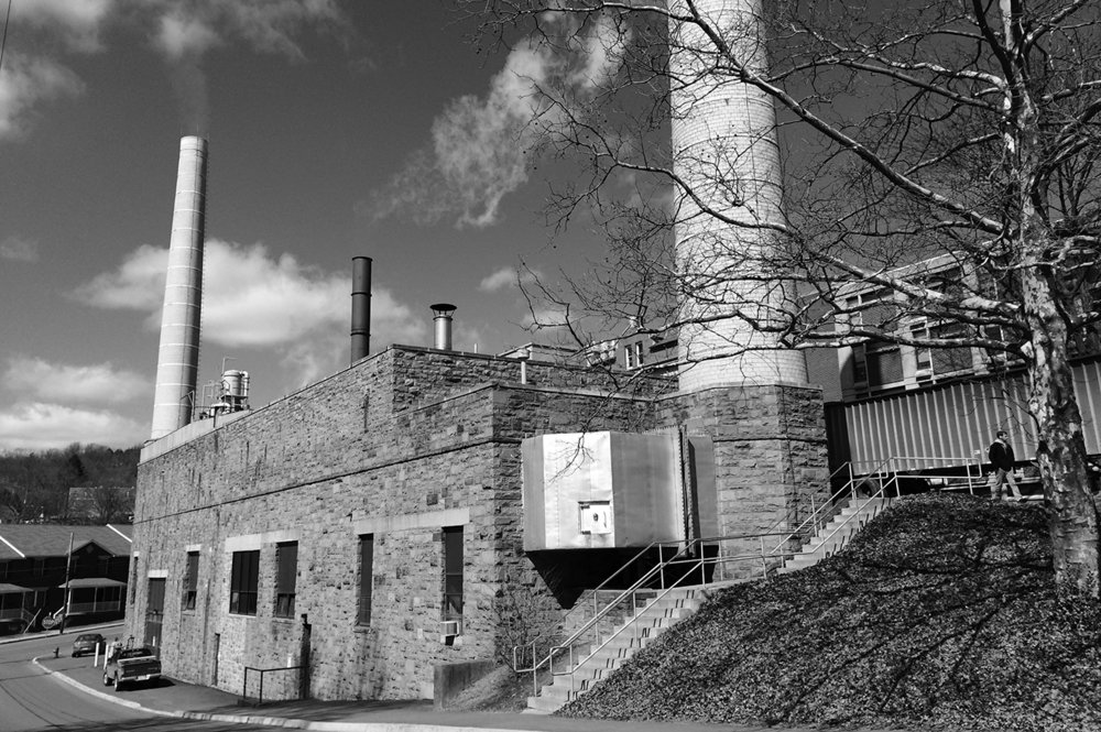 Bloomsburg University - Central Plant Bio-Fuel Conversion