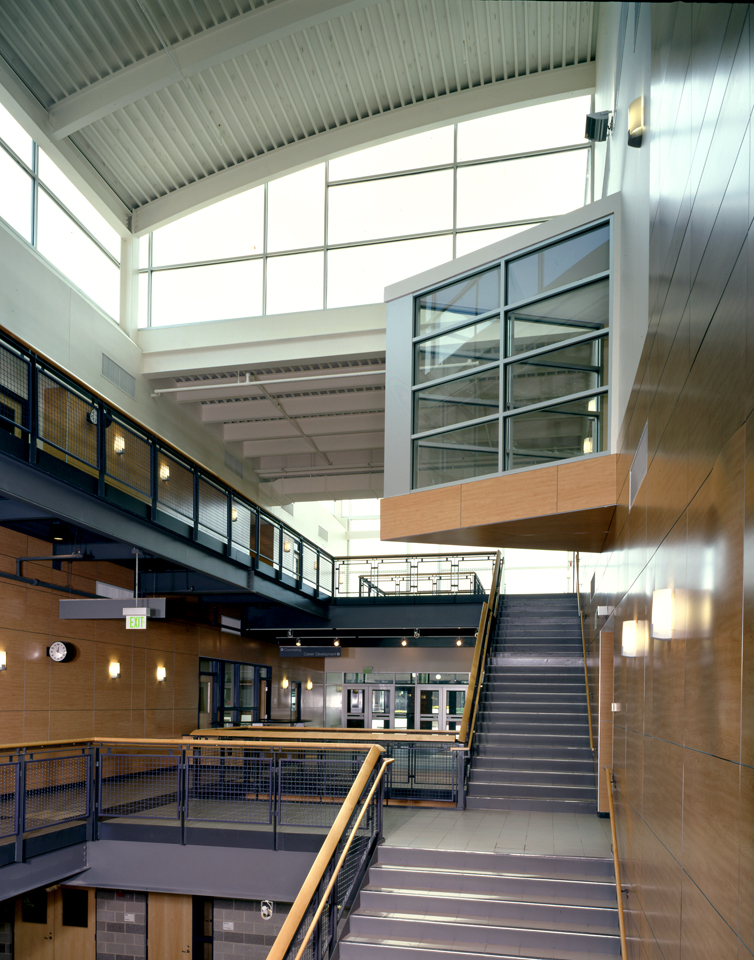 Community College of Baltimore County, Essex Campus – New Student Center
