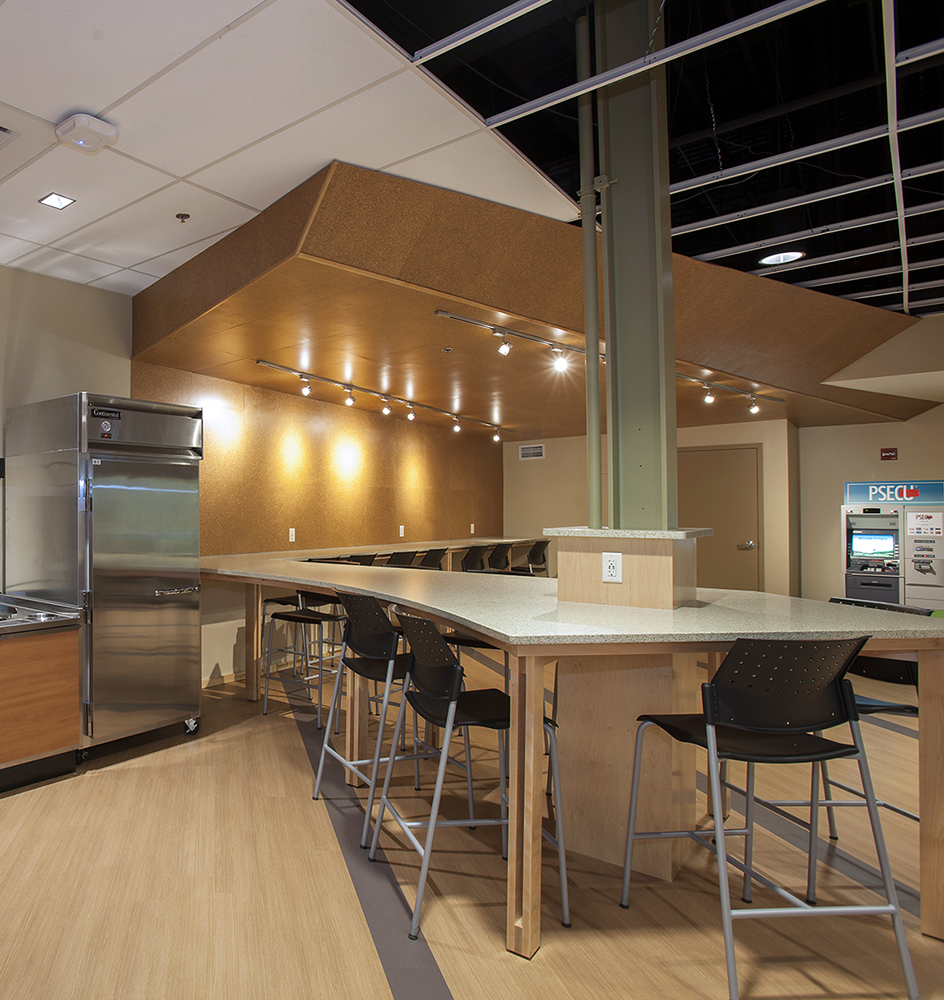Harrisburg Area Community College - Student Commons