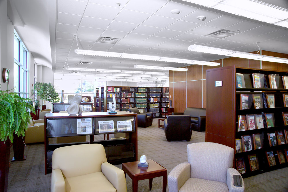 Penn State York - Lee Glatfelter Library