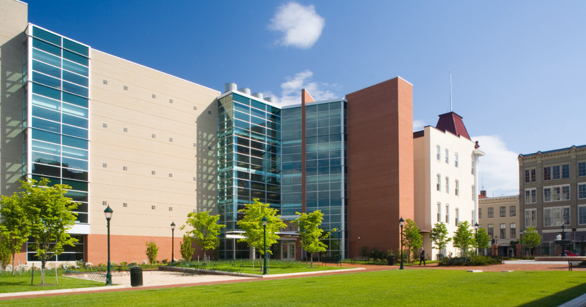 Univ  of Maryland keeps campus current, competitive with