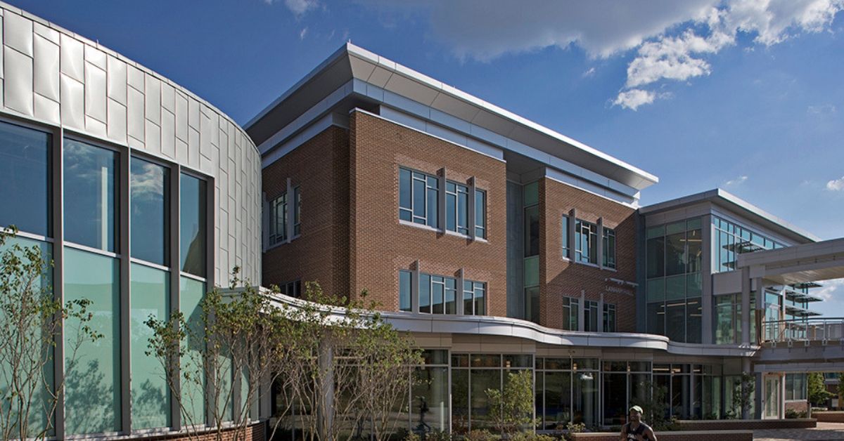 Lanham Hall Becomes A Landmark At Prince Georges Community College