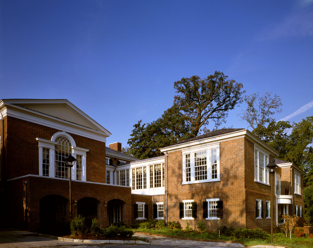 Johns Hopkins University faculty club